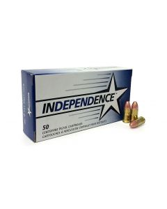 Independence 9mm 124 Grain FMJ
