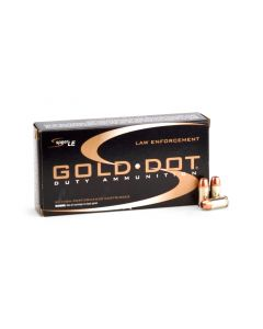 Speer Gold Dot .380 ACP 90 Grain HP Case 53606-CASE