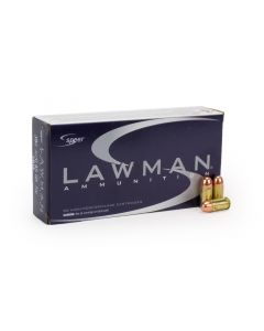 Speer Lawman .380 ACP 95 Grain TMJ