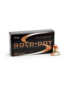 Speer Gold Dot 9mm 115 Grain HP