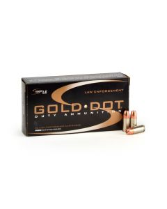Speer Gold Dot 9mm 124 Grain +P JHP