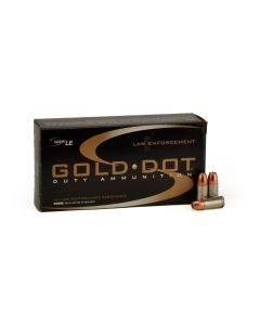 Speer Gold Dot 9mm 124 Grain HP Case 53618-CASE