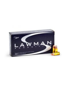 Speer Lawman 9mm 115 Gr TMJ