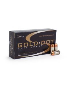 Speer Gold Dot .45 ACP 185 Gr HP Case 53964-CASE