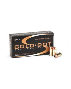 Speer Gold Dot .45 ACP 230 Grain HP Case 53966-CASE