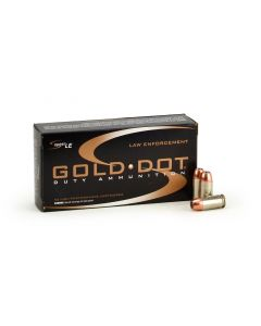 Speer Gold Dot .45 ACP 200 Grain +P HP Case 53969-CASE