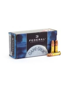 Federal Game-Shok .22 LR 40 Grain CPSP