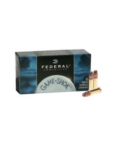 Federal Game-Shok .22LR 38 Grain Copper Plated HP