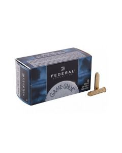 Federal Game-Shok .22 LR 25 Grain No.12 Shot Shell