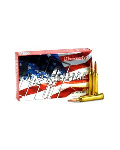 Hornady American Whitetail 7mm Rem Mag 139 Grain Interlock Spire Point