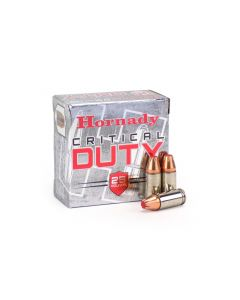 Hornady Critical Duty 9mm 135 Grain Flexlock HP