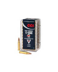 CCI 17 HMR 16 Gr Lead-Free HP - Box