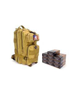 RTAC 9mm Assault Backpack - Blazer Brass 5200