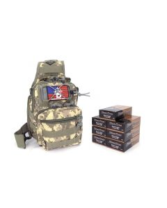 RTAC 9mm Tactical Sling Pack - Blazer Brass 5200 (ACU)