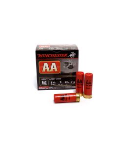 "Winchester AA 12 Ga 2-3/4"" 1-1/8 Oz No.7.5 Shot Heavy Target Load Case AAM1275-CASE"