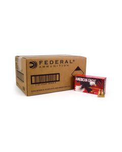 Federal American Eagle 9mm 115 Grain FMJ (1000 Round Case)