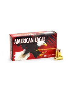 Federal American Eagle 9mm 147 Gr Subsonic FNFMJ (Box)