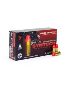 Federal American Eagle Syntech 9mm Luger 124 gr TSJ