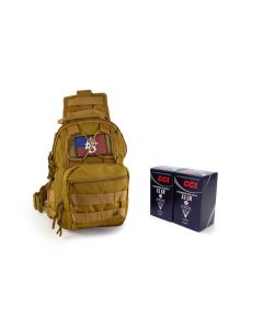 Ammunition Depot .22 LR Tactical Sling Pack - 1000 Rounds (CCI)