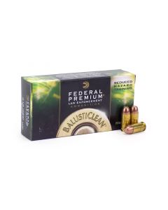 Federal Premium Ballisticlean .45 ACP 155 Gr Frangible RHT Case BC45CT1-CASE