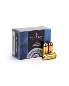 Federal Personal Defense .45 ACP 230 Grain JHP