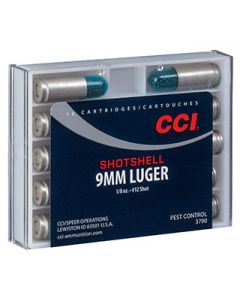 CCI 9mm 53 Gr Shotshell Case