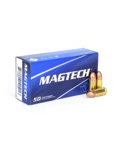 Magtech 9mm 124 Grain FMC