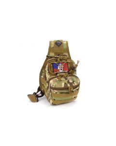 RTAC Tactical Sling Pack w/ AD Patch - Camo