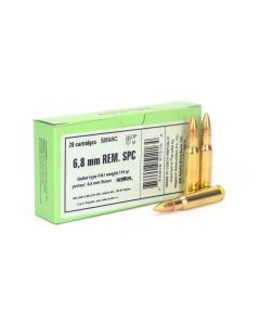 Sellier & Bellot 6.8 SPC 110 Gr FMJ Box
