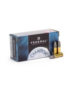 Federal Champion .22 LR 40 Grain High-Velocity LRN