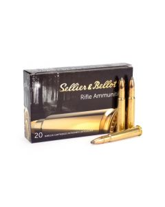 Sellier & Bellot .303 British 150 Gr SP (Box)