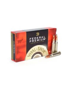 Federal 308 Win 180 gr Nosler Partition - Box