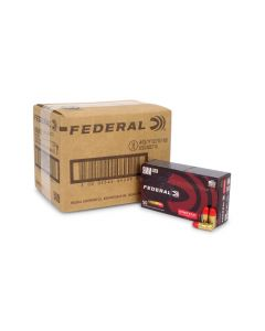 Federal American Eagle Syntech Action Pistol 9mm 130 Grain TSJ - Made for 9mm Carbine (Case)