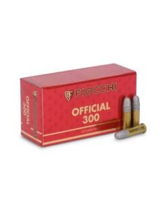 Fiocchi SUPER MATCH .22 LR 40 Gr RN (Box)