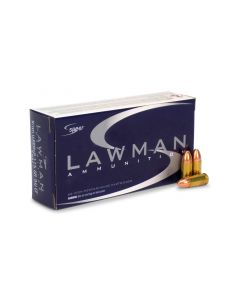 Speer Lawman CleanFire 9mm 115 Gr +P TMJ (Box)