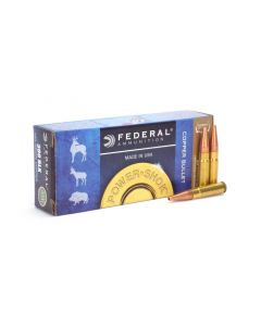 Federal Power-Shok Copper .300 AAC Blackout 120 Gr HP Lead Free Box