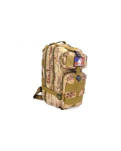 RTAC Assault Backpack w/ Holster - Desert Python