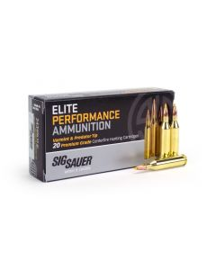 Sig Sauer Hunting 243 Win 55 gr Varmint and Predator