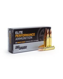 Sig Sauer Elite Performance .308 WIN 168 Gr OTM