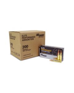 Sig Sauer Elite Performance .308 Win 175 Gr OTM Case E308M2-20-CASE