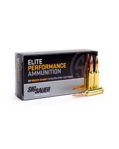 Sig Sauer Elite Performance 6.5 Creedmoor 140 Gr HP