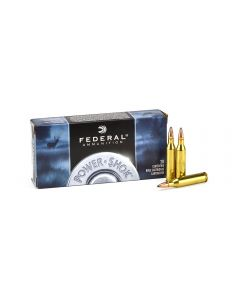 Federal .243 Win 80 Grain SP Case 243AS-CASE
