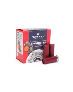Federal Field & Range 12 Ga 3 1/4 1 Oz No. 7.5 Shot Case FRL127.5-CASE