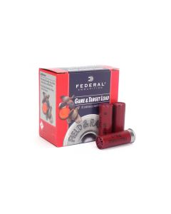 "Federal Field & Range 12 Ga 3 1/4"" 1 Oz No. 8 Shot"