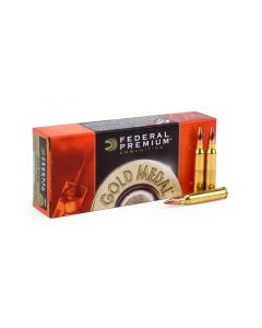 Federal Gold Medal .223 Rem 69 Grain SMK BTHP