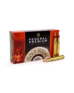 Federal Gold Medal .30-06 Spring 168 Grain BTHP