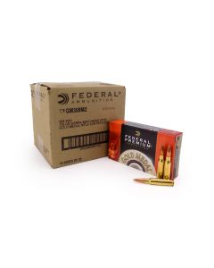 Federal Gold Medal Match .308 Win 175 Grain BTHP (Case)