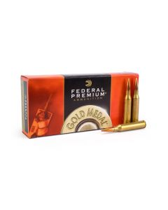 Federal Gold Medal .338 Lapua 300 Grain BTHP