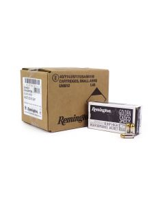 Remington Golden Saber .45 ACP 230 Gr JHP (Case)
