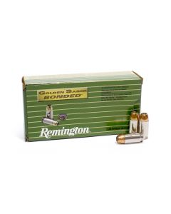 Remington Golden Saber Bonded .45 ACP 230 Grain BJHP